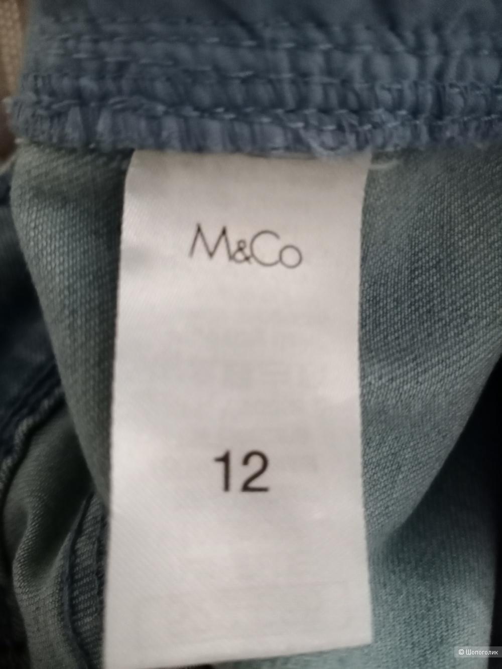 Джинсы M&Co,46-48