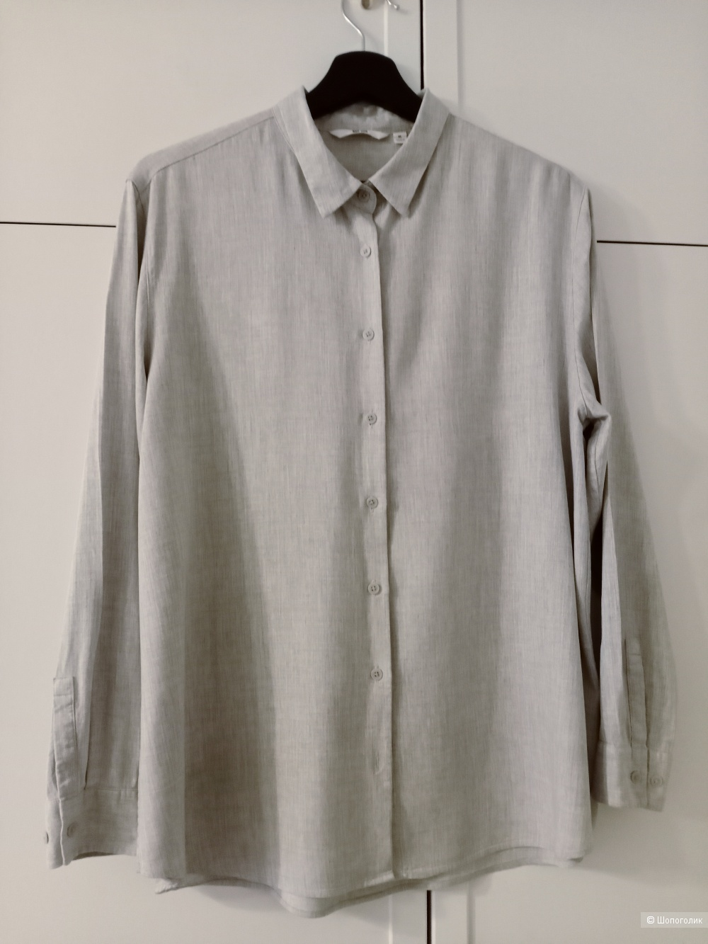 Блуза рубашка Unicqlo, XL