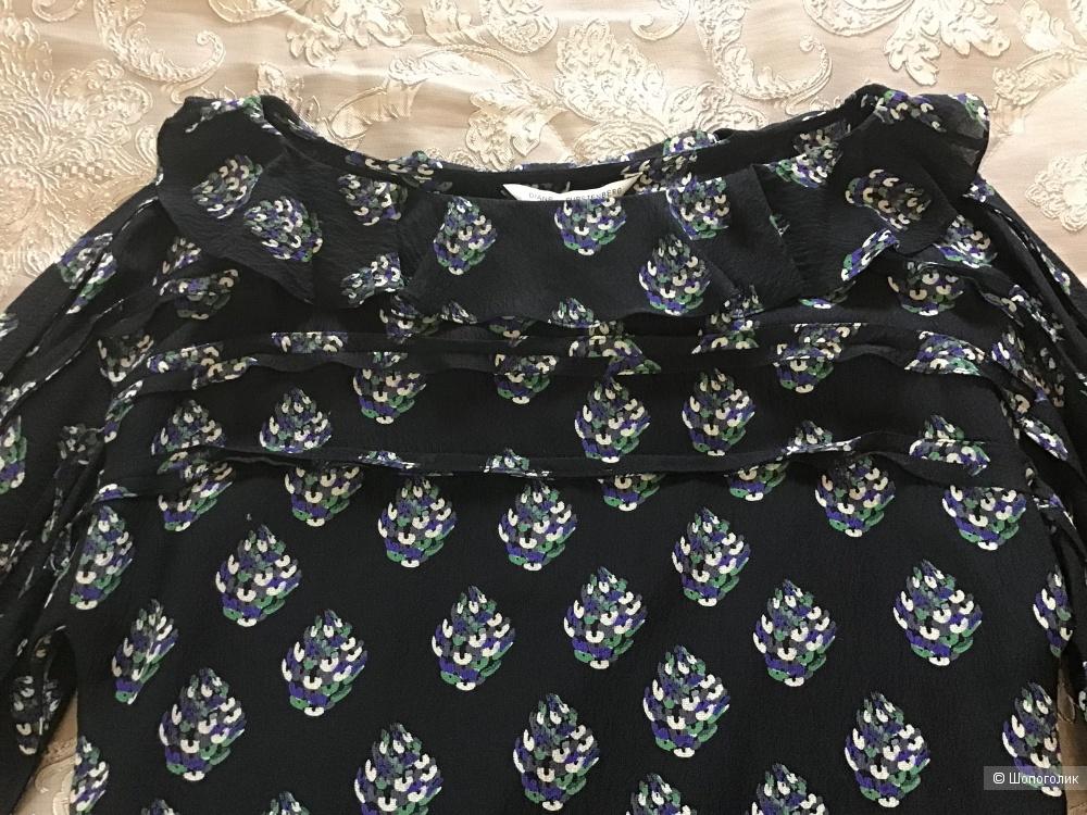 Платье Diane von Furstenberg, размер 6 (44-46).