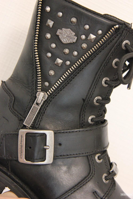 Ботинки Harley Davidson размер 37,5-38