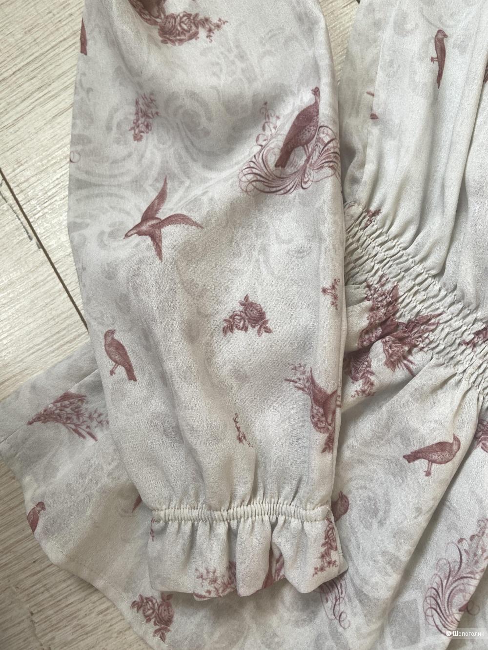 Блуза Ксения Князева, размер 42