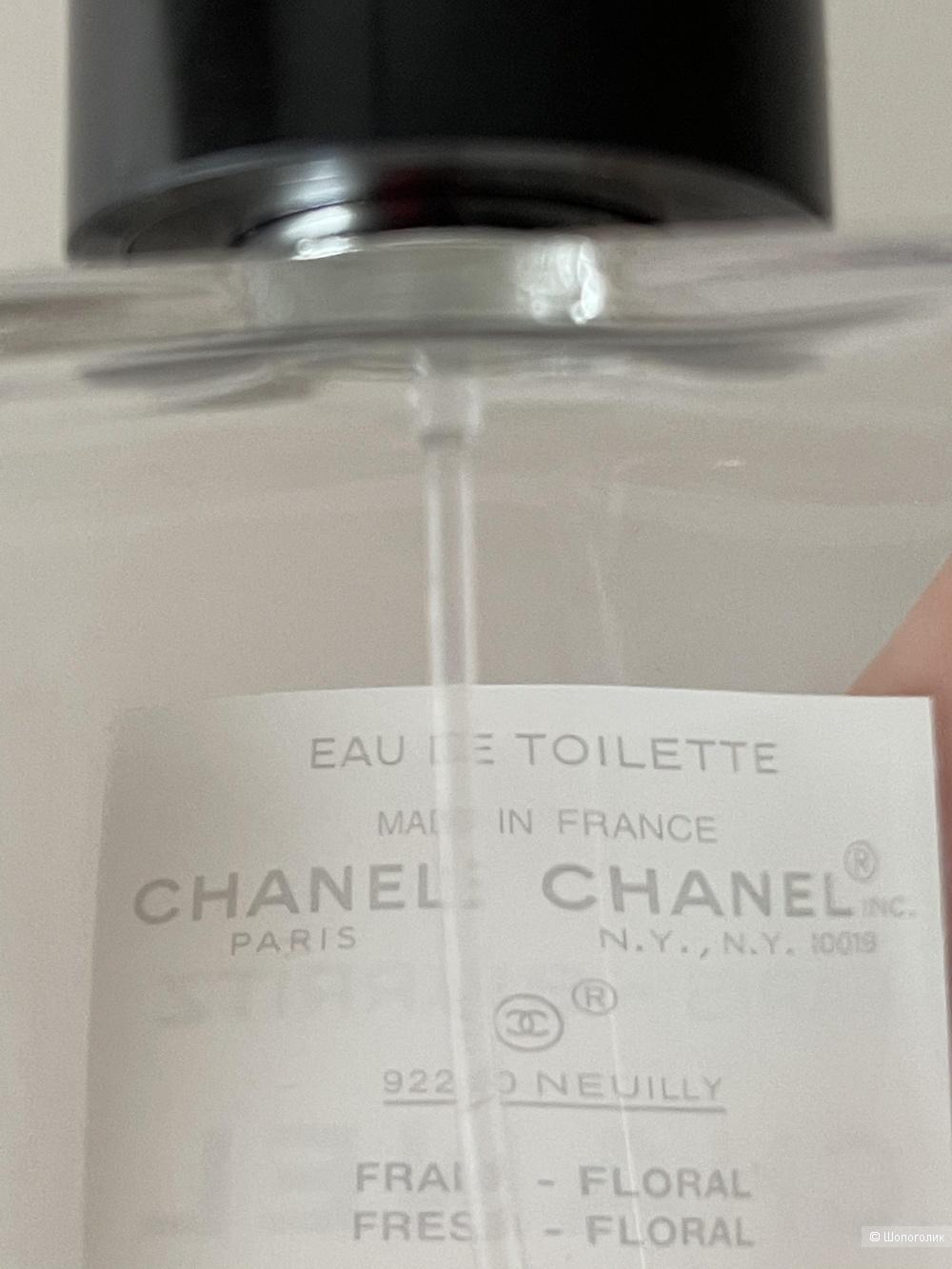 Туалетная вода Chanel Paris - Biarritz 62,5 мл из 125 мл