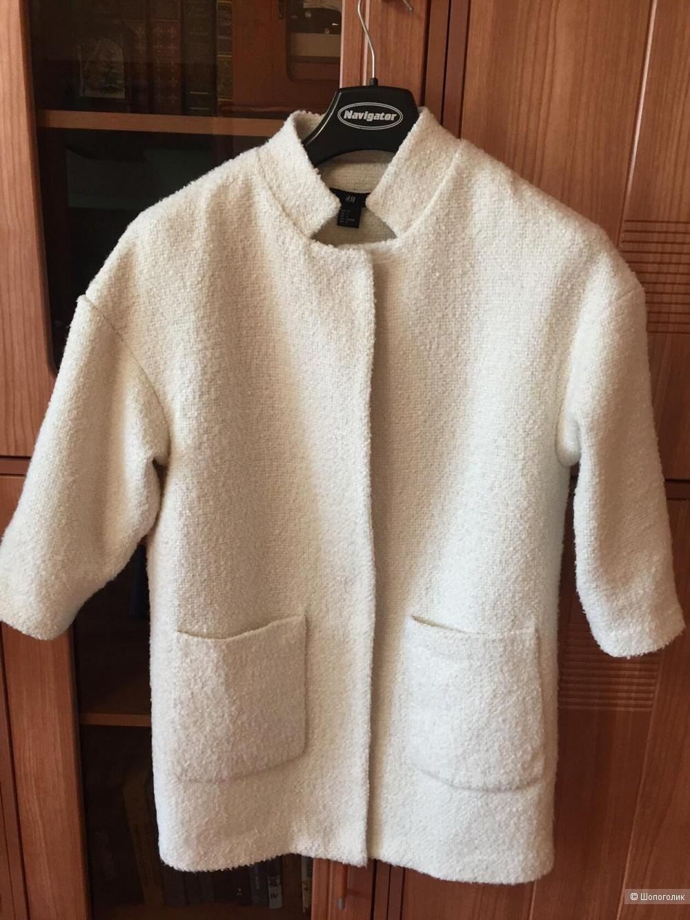 Пальто H&M размер 42-44