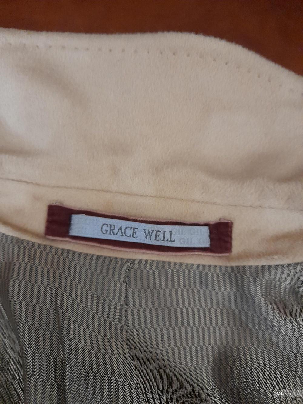 Пальто GRACE WELL 44-46 росс.