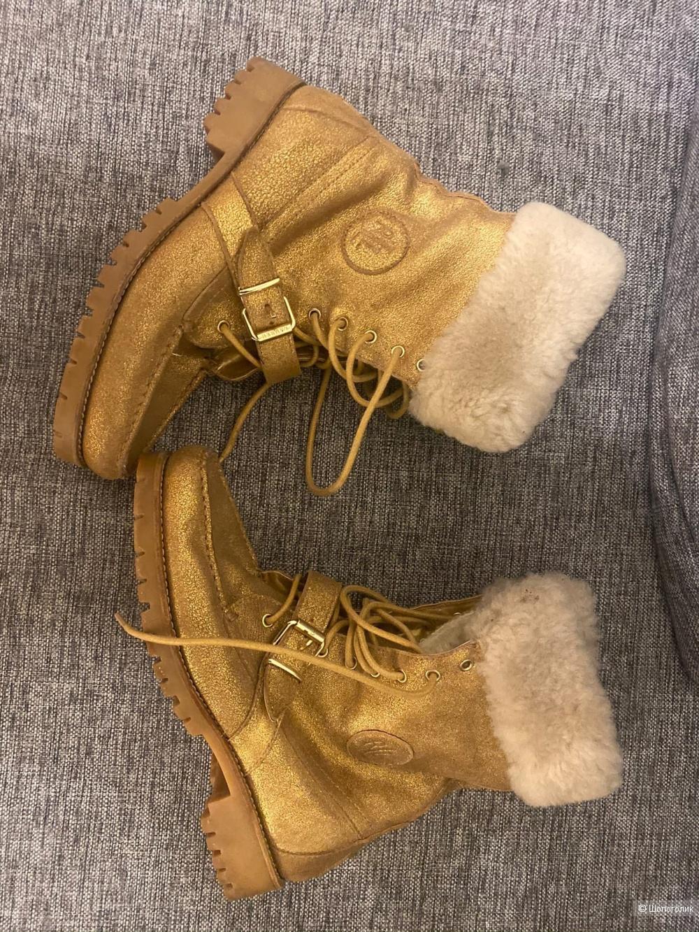 Ботинки Ralph Lauren, 39 размер