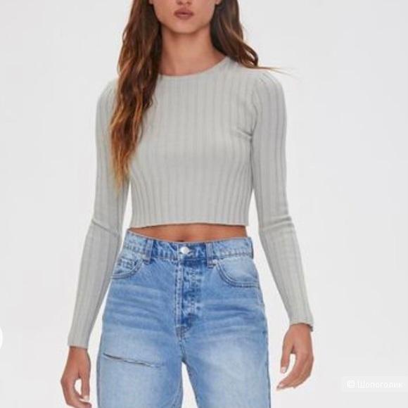 Укороченный свитер Forever 21 р. S