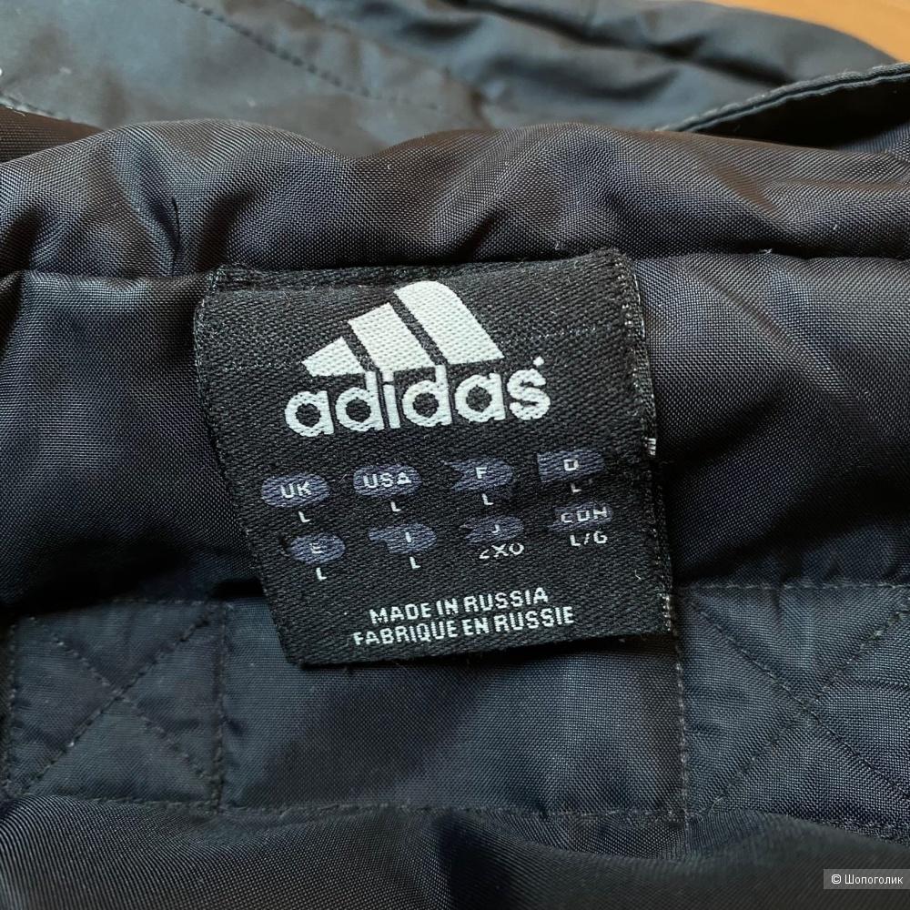 Пуховик Adidas размер L