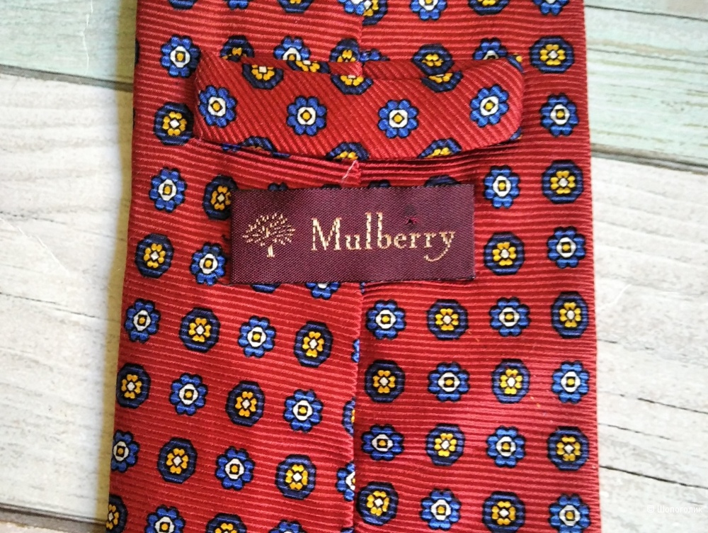 Галстук Mulberry,one size