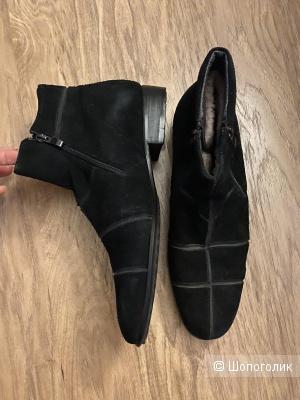 Brezzones Ботинки туфли мужские, 41 размер