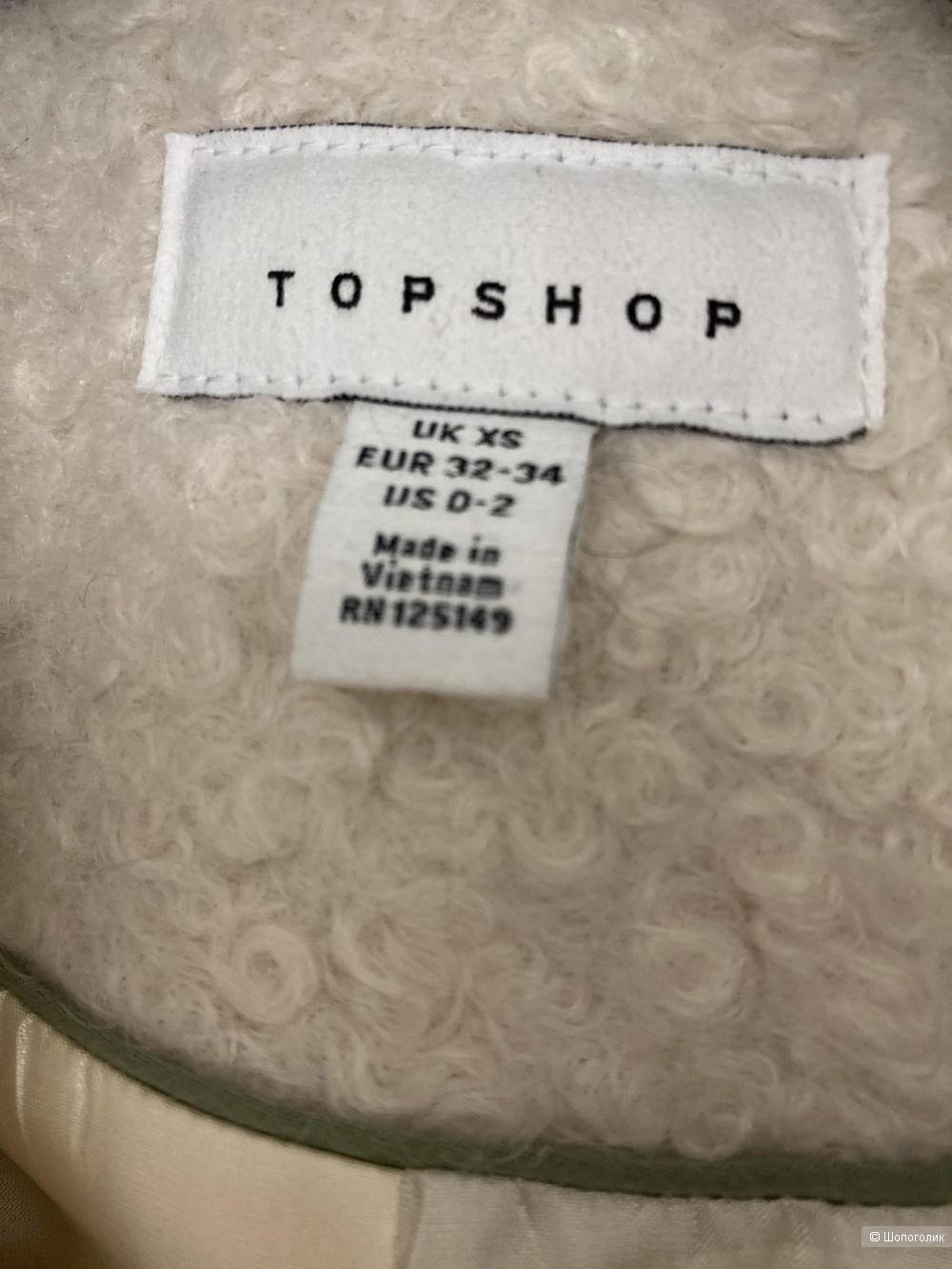 Шуба TopShop xs