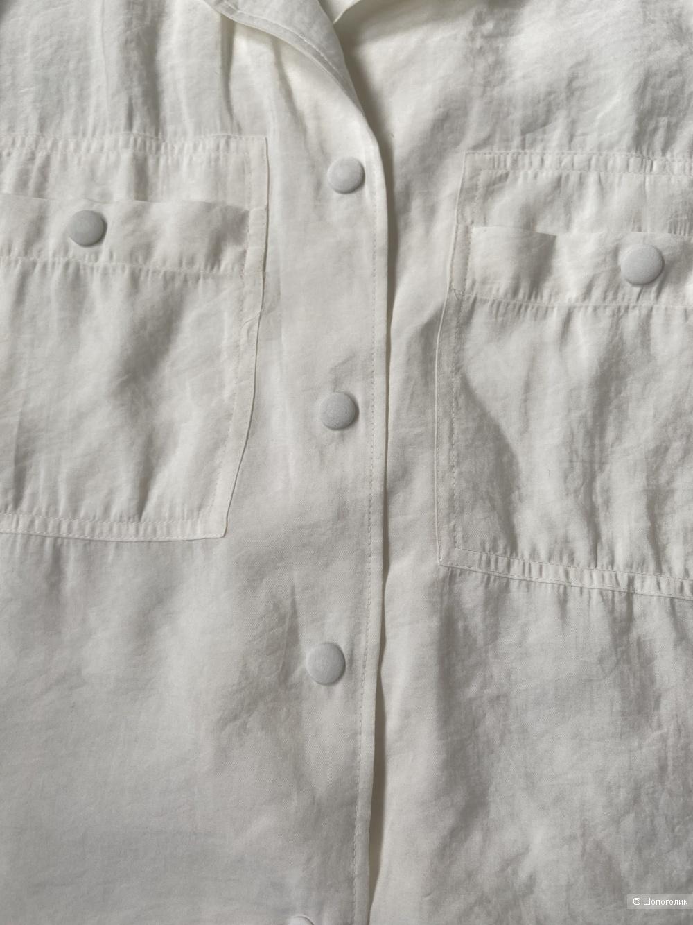 Рубашка Mango, размер 42-44