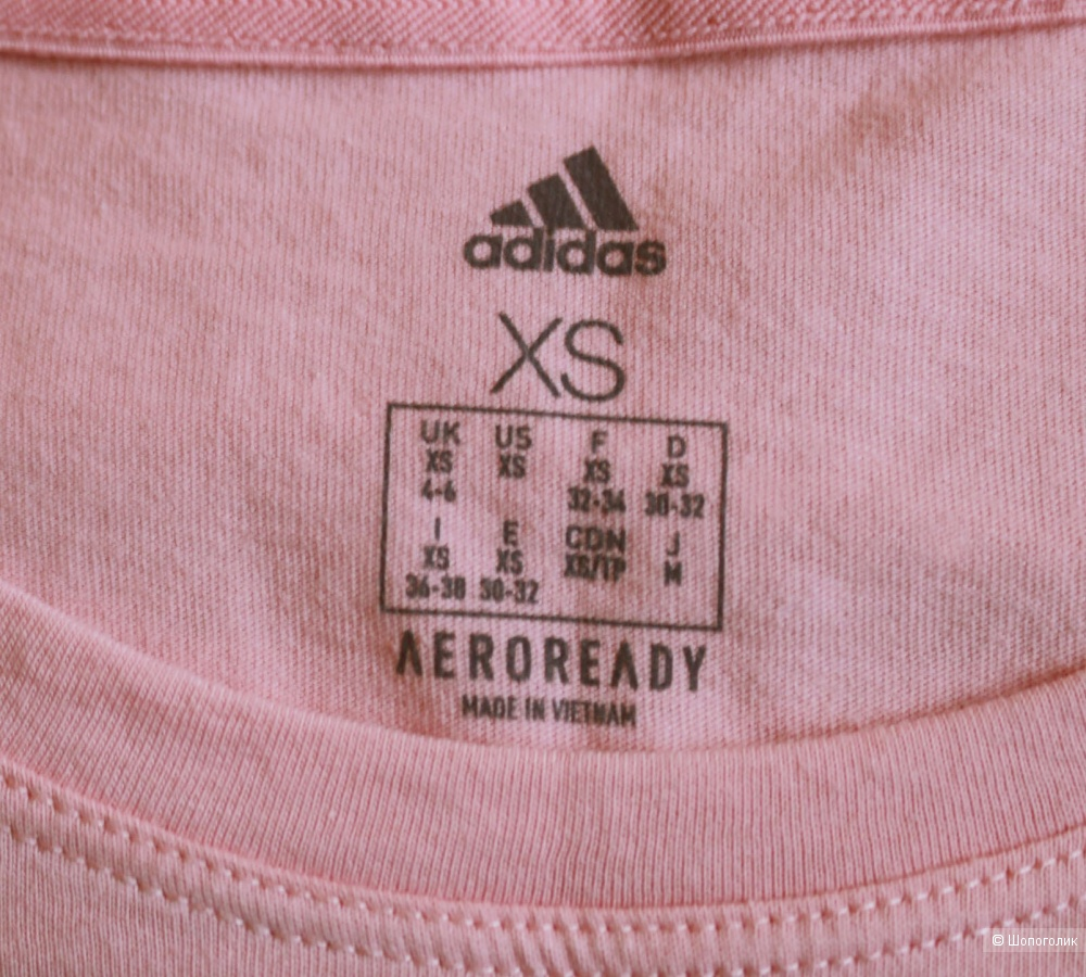 Футболка Adidas размер XS 42-44