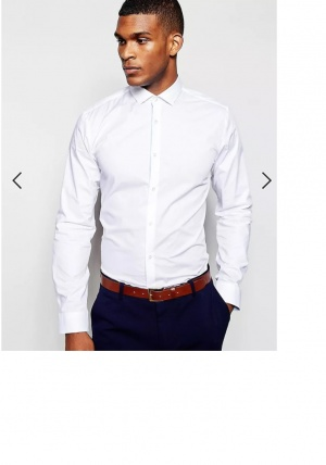 Рубашка  Hugo Boss размер 42.
