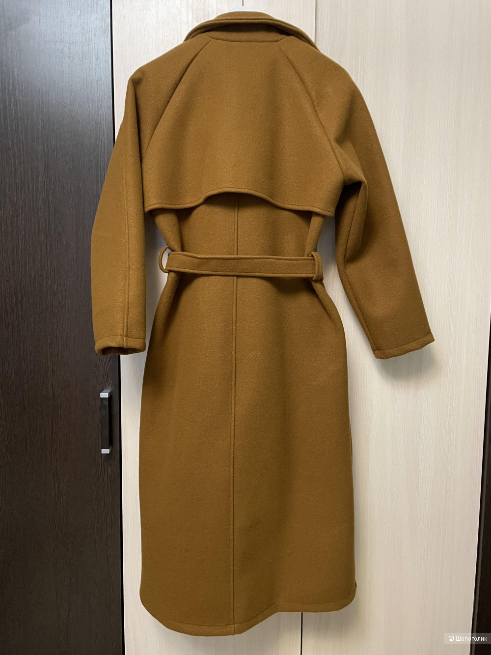 "Пальто-тренч "" New Collection"",  размер one size"