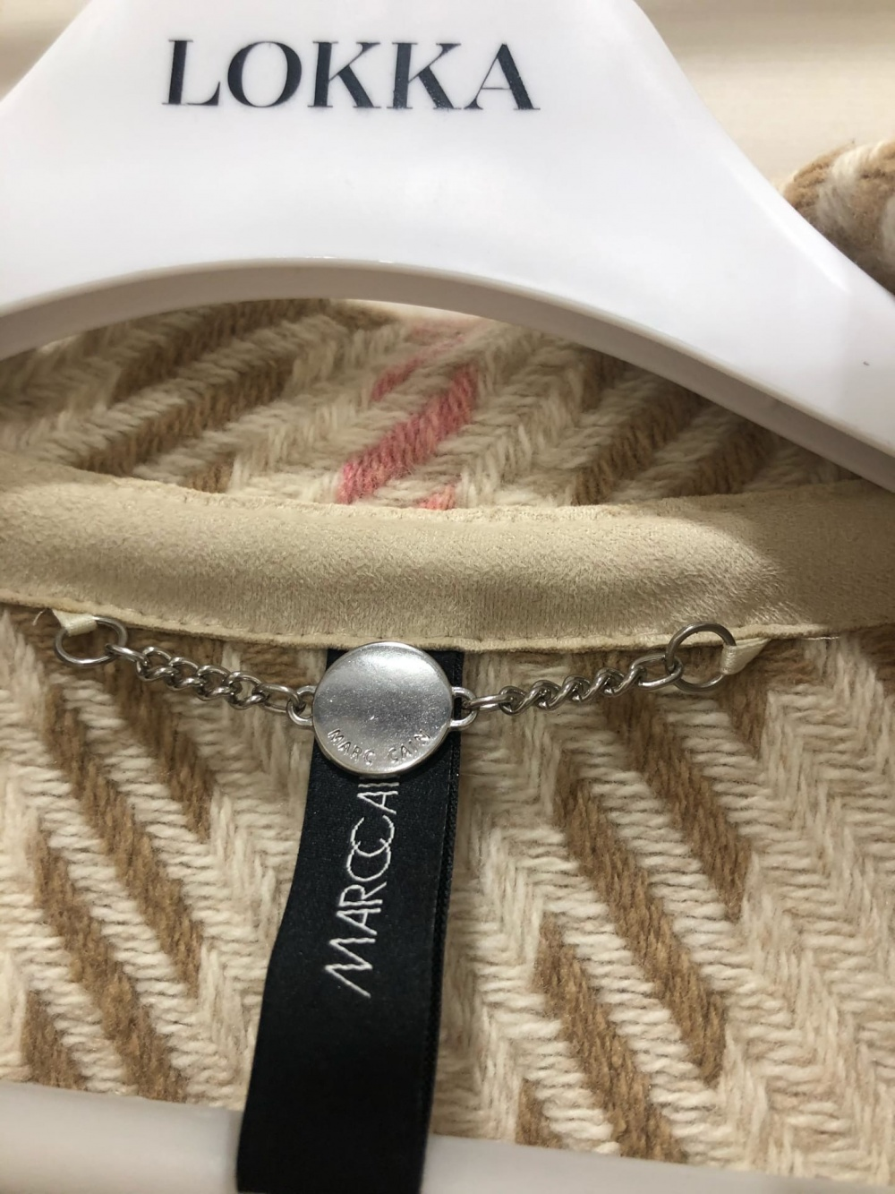 Пальто Marc Cain Collections. Размер 3