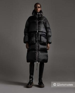 Пуховик пальто в стиле MONCLER,м-л