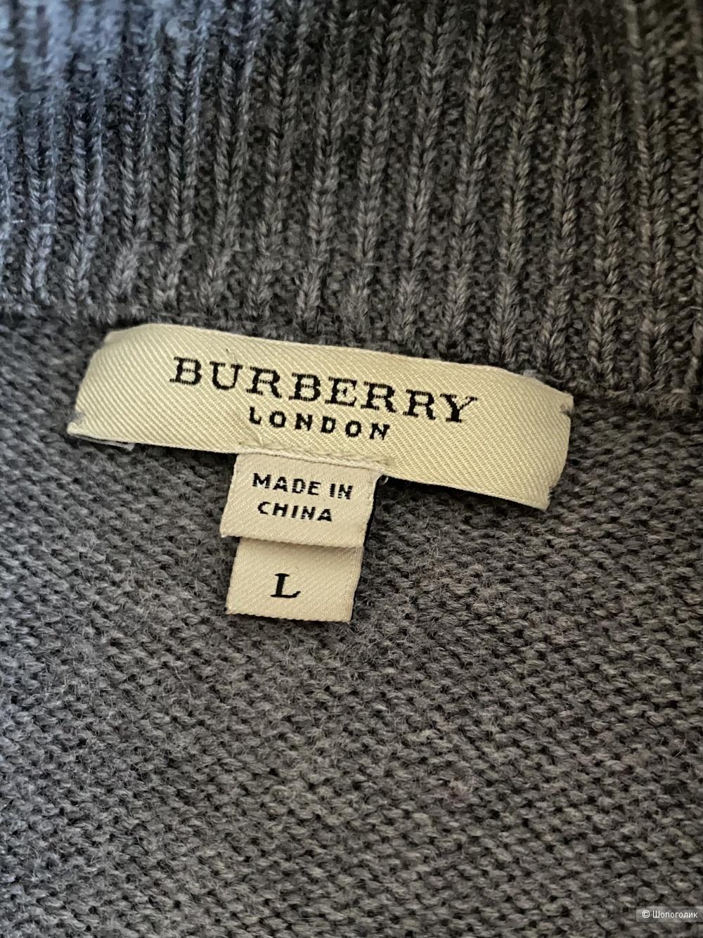 Кардиган Burberry размер м