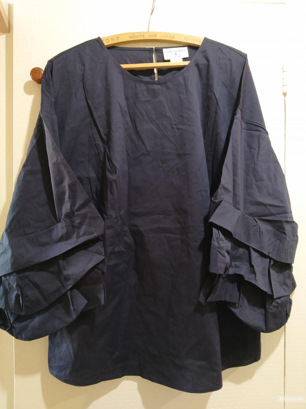 Блузка Rick Cardona размер 48+
