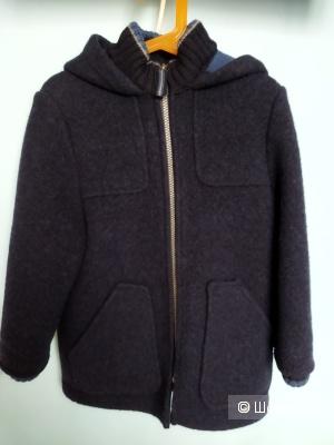 Пальто Gesswein 116-122 р