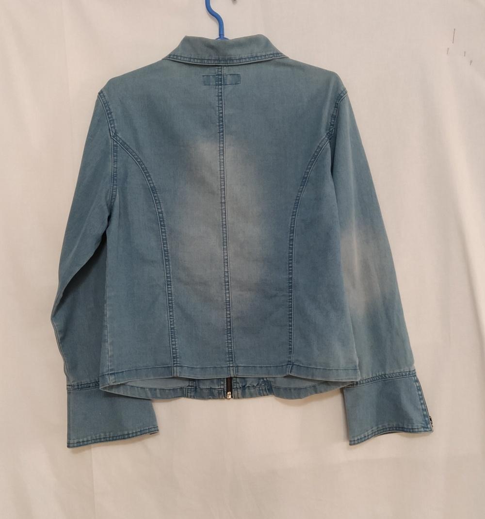 Джинсовая куртка Yemonia, L, M