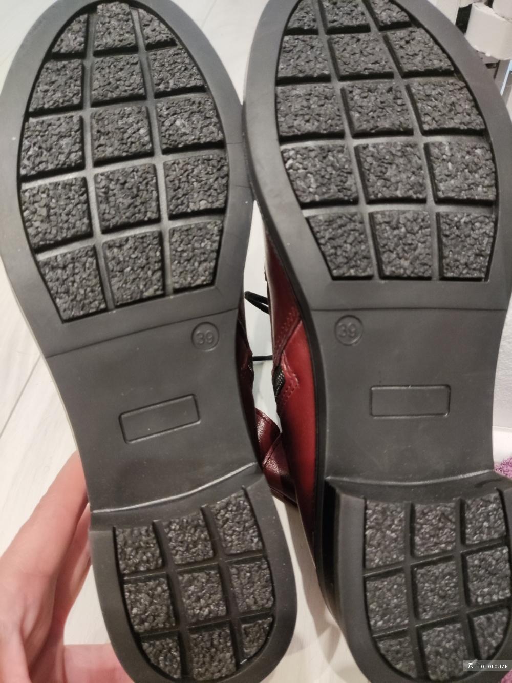 Ботинки El tempo, 39