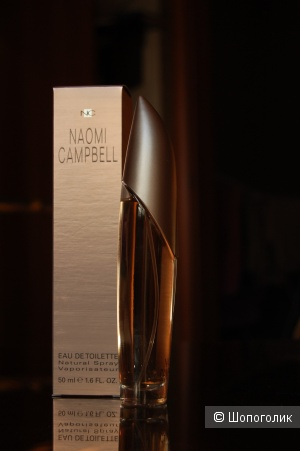 Туалетная вода Naomi Campbell - Naomi Campbell от 50 мл.