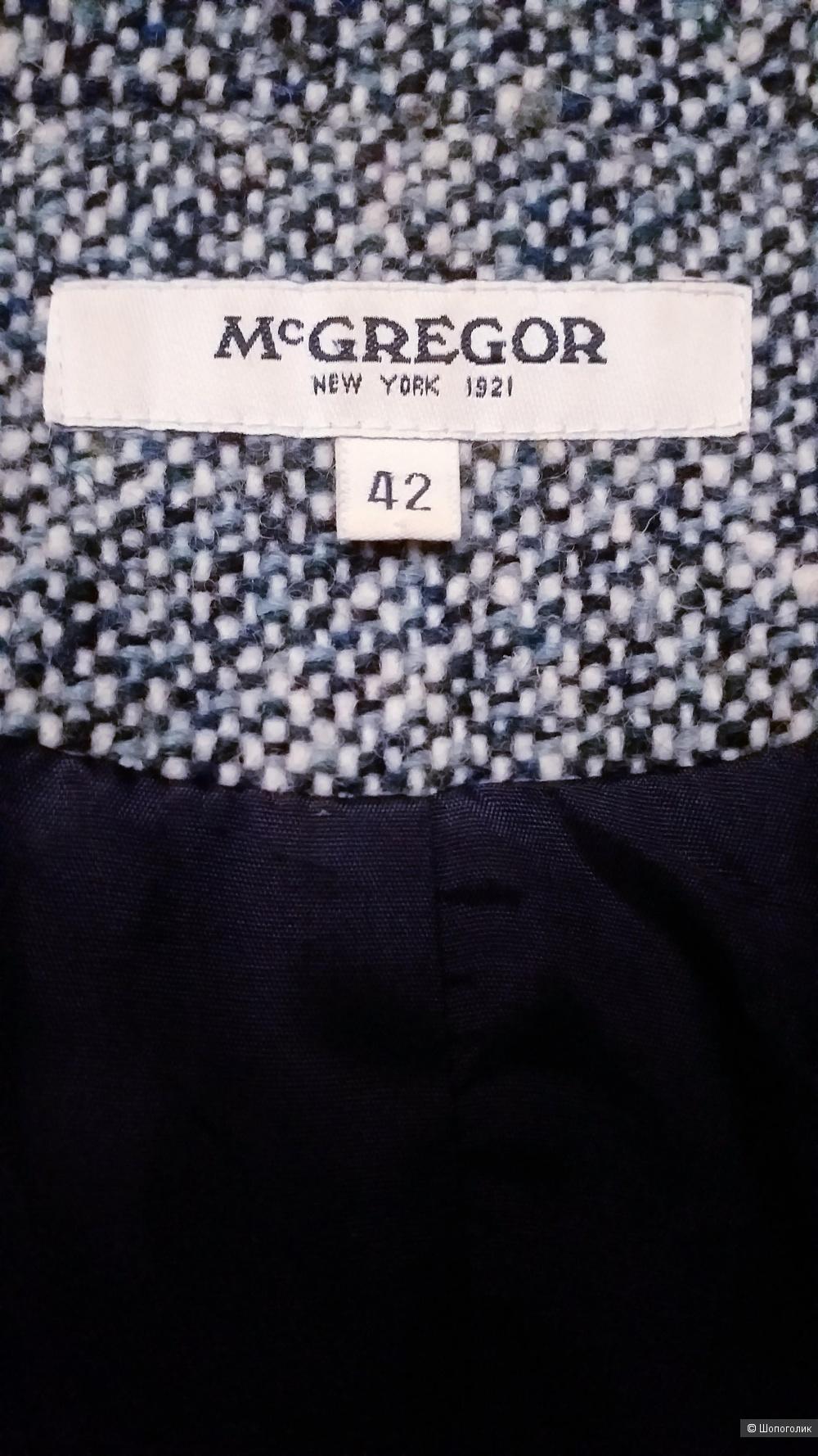 Пиджак  McGregor, р. 48