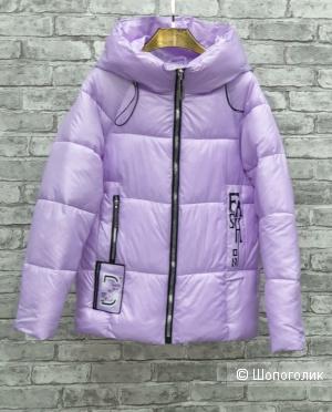 Куртка пуховик D fashion,42-48