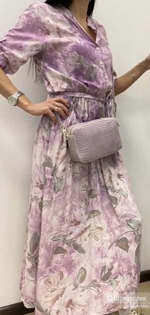Платье макси Fiore italy,44-48