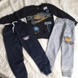 Сет  детской одежды на мальчика 5-6 лет