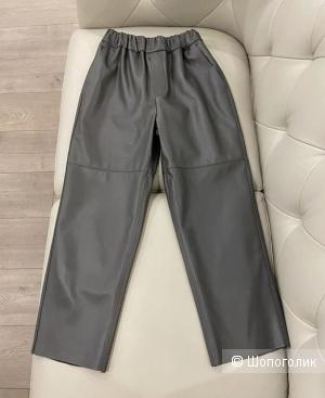 Кожаные брюки. 2XL (China). 52 RUS.