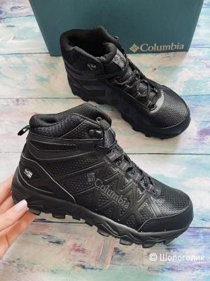 Подростковые ботинки Columbia р.36-41, зима