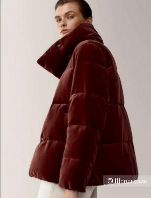 Стеганая куртка Massimo Dutti XS\S