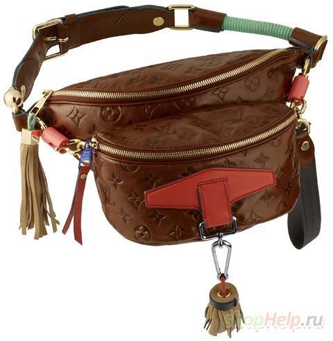 женские сумки на пояс - priceru