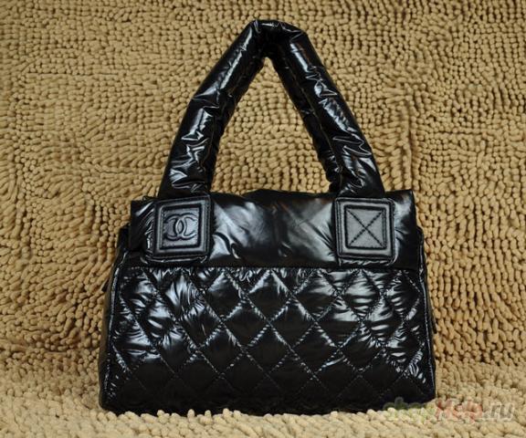 СП дутой сумки Chanel.  Фотография 3.