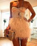 Pink Prom Dresses Blush Light amp Hot Pink Gowns  Davids