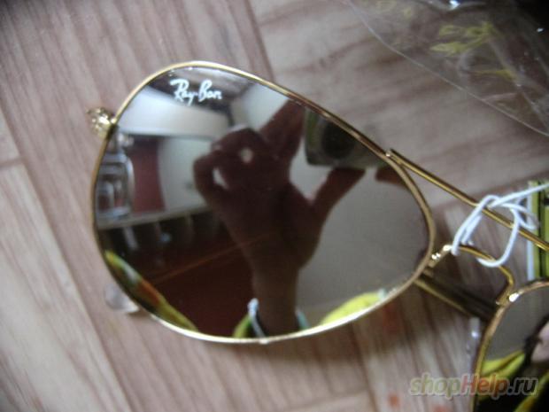 очки солнечные, классные, тем более за такую цену, на дужке
