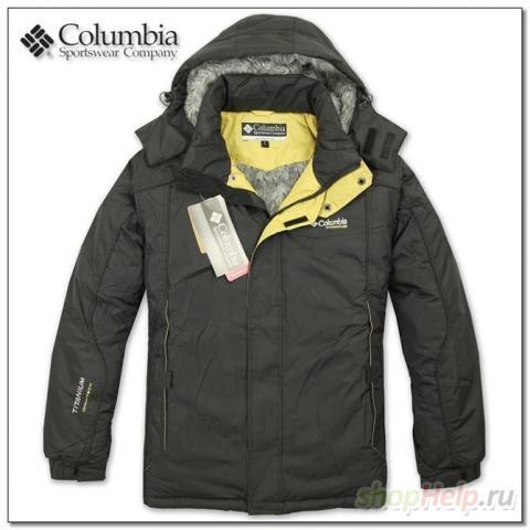 Зимние куртки коламбия