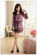 Korea Chiffon Dress Today best deal will be these korea chiffon dress from JK2.