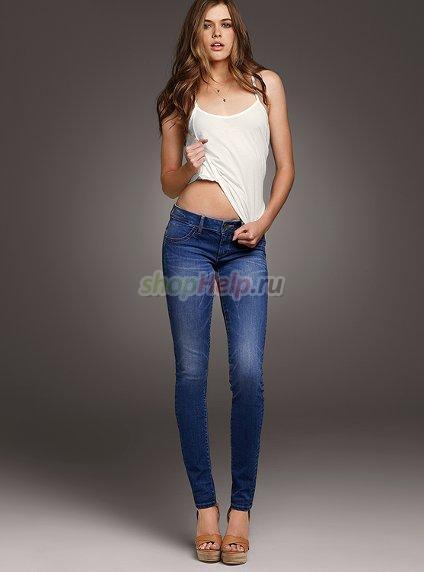 Фото девушек в джинсах облегающих