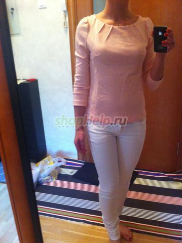 Попы в белых джинсах фото 233-743