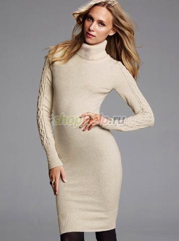 Купить Вязаное Платье От Виктории Сикрет
