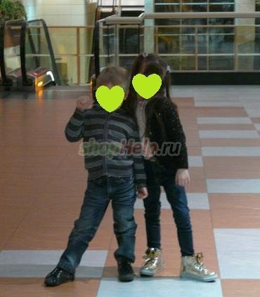 фото на девочке нашла только такое, на ней ботинки и джинсы (ниже) ed39b1ff207