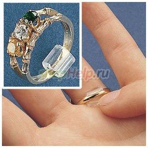 Как сделать золотое кольцо меньше размером в домашних условиях