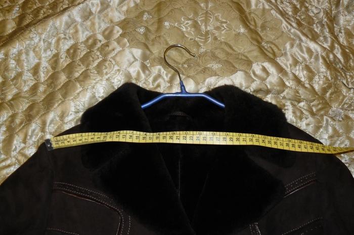 ширина плеч-43 см