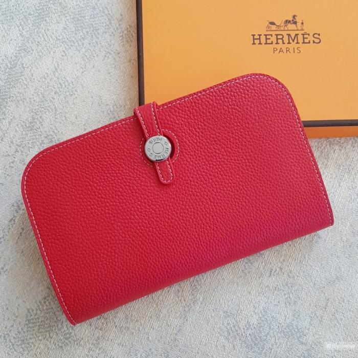 8fe89158230a Кошелек Hermes в продаже! Доступен в 3х цветах. до 12 июня 2019г. —  бесплатная доставка!