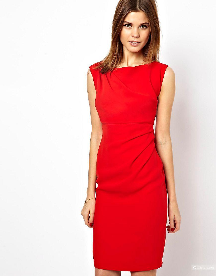 был модели красного платья картинки видео