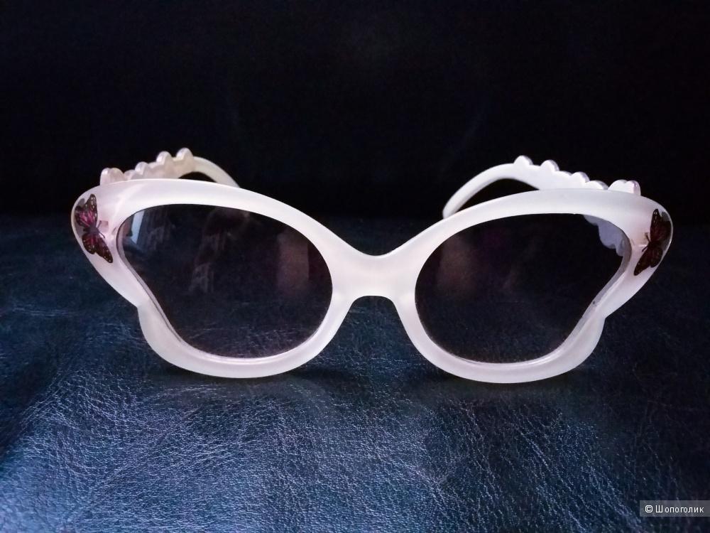 Роговая оправа для солнцезащитных очков