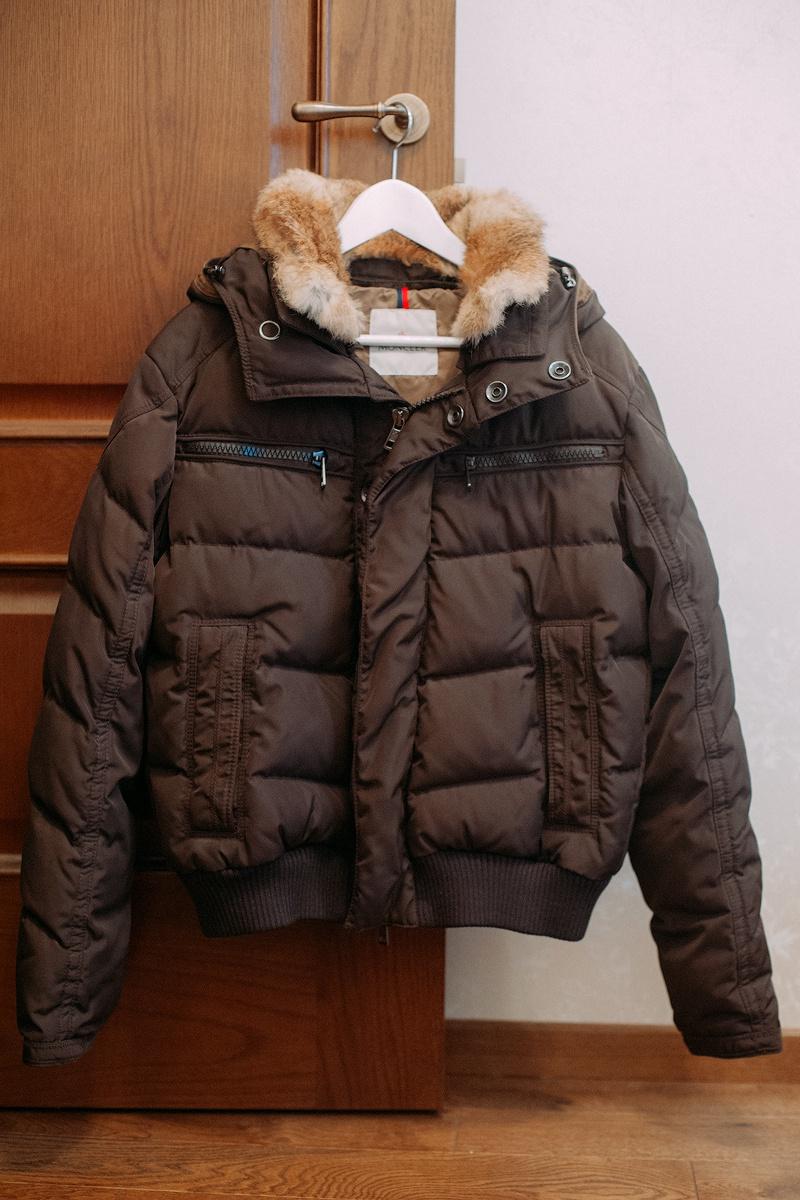 Мужские Куртки Moncler