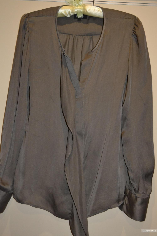 Где купить шелк для блузки